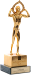 BCC - Golden Statuette