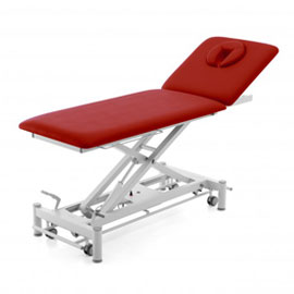 Massage and treatment table Safari Puma E-S2