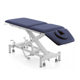 Massage and treatment table Safari Leopard S3 - H