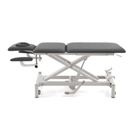 Massage and treatment table Safari Leopard S5 - H