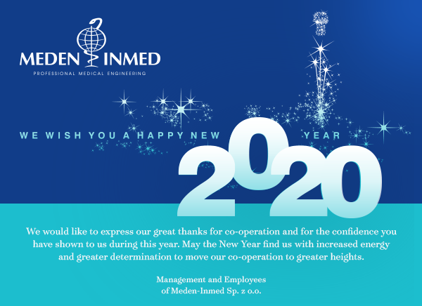 New Year greetings 2019