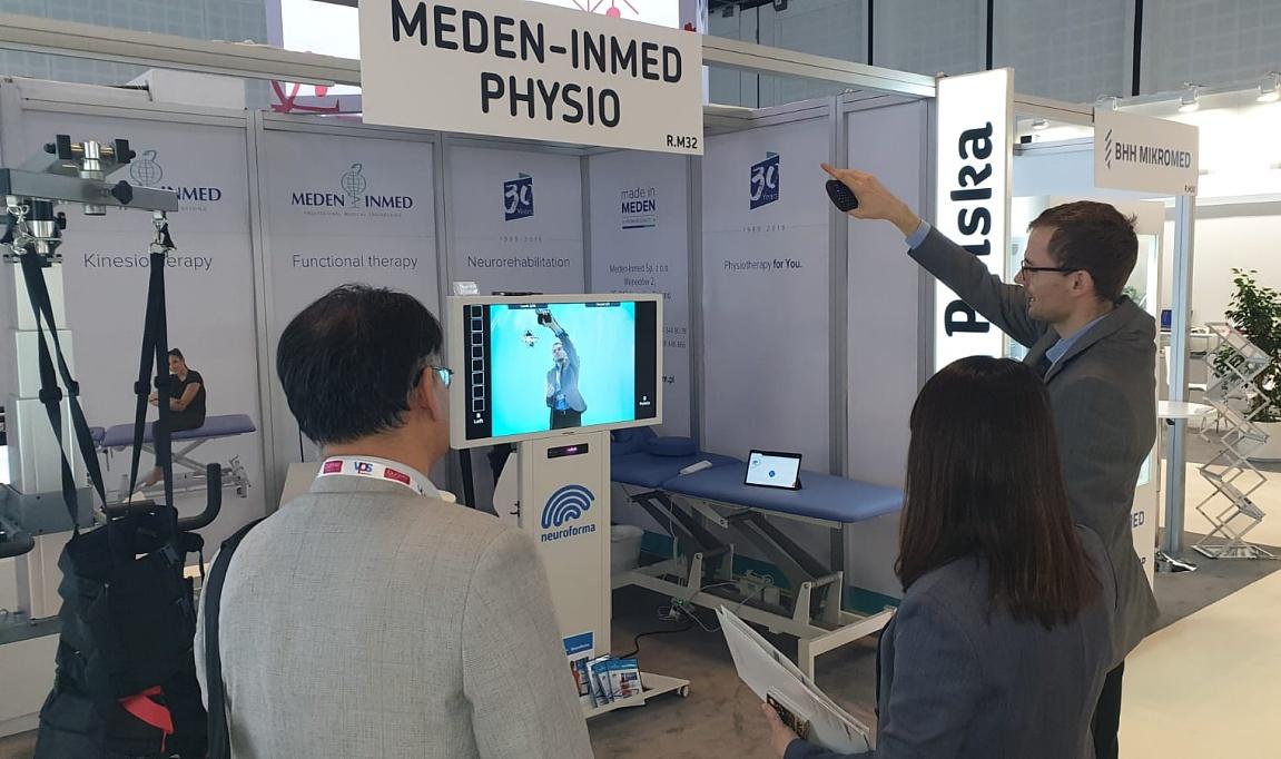 Trade fair Arab Health 2020, UAE